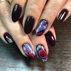 Дизайн ногтей в сфере красоты