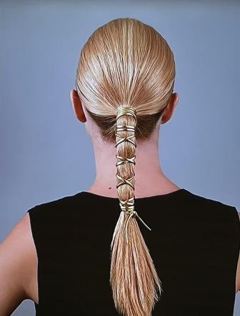 украшение в волосы
