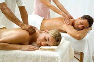 Классический массаж тела и массаж шеи ?